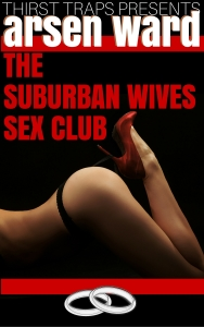 THE SUBURBAN WIVES SEX CLUB COVER